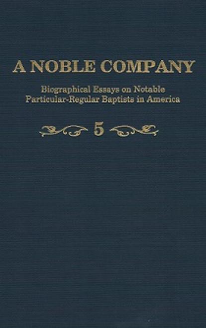 A Noble Company - volume 5