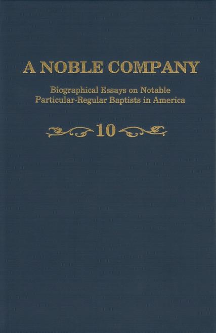 A Noble Company, volume 10