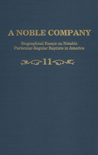 A Noble Company, volume 11