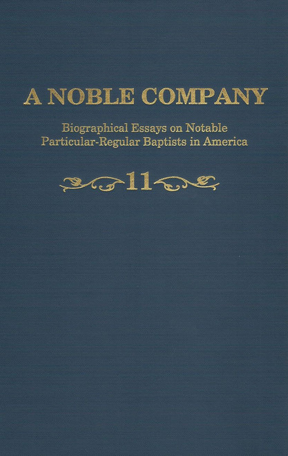 A Noble Company, volume 11