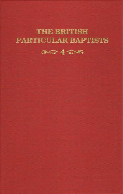 British Particular Baptists Vol 4 book cover