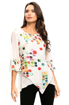 Adore Ivory Blouse