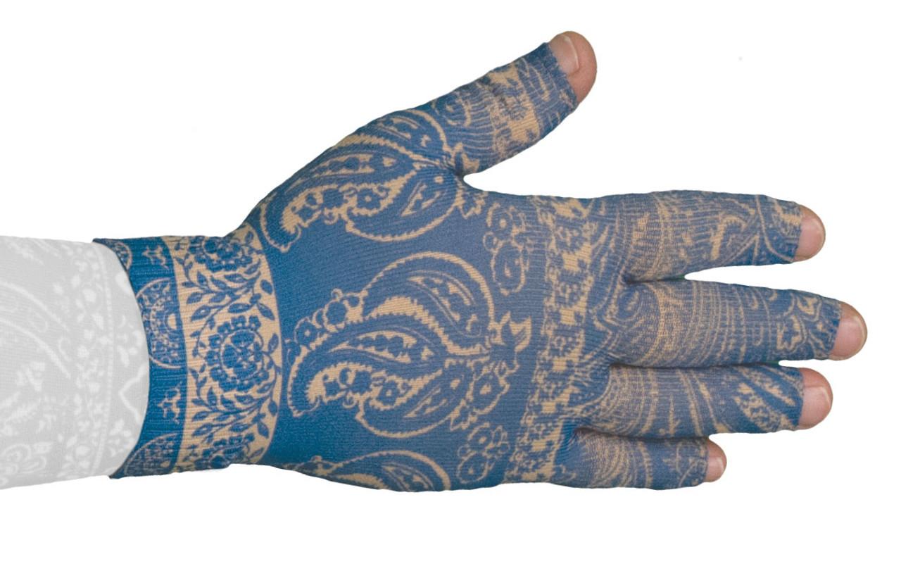 Blue Bandit Glove