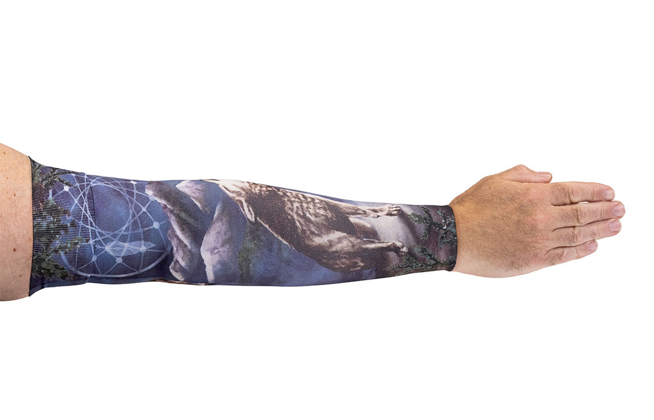Wolf Song Arm Sleeve