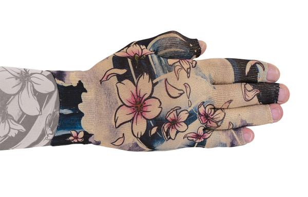 Sakura Beige Glove