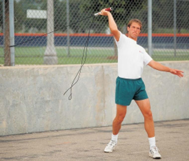 Gill Javee Javelin Trainer