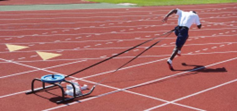 PowerMax Sprint Start Sled