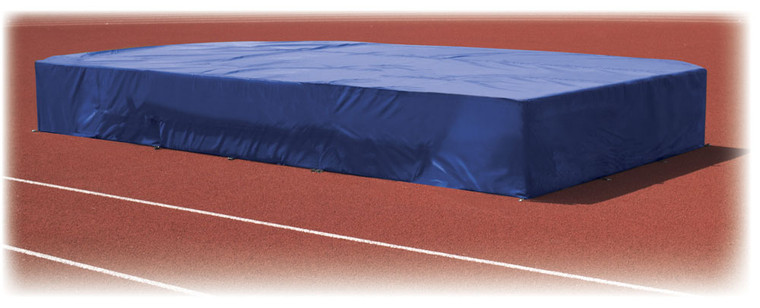Cantabrian International High Jump Pit All Weather Cover Straight Front
