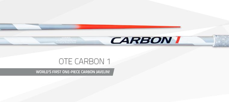 OTE Carbon 1 600g Javelin 5.4 flex