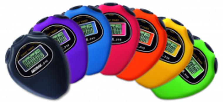 Ultrak 310 Stopwatches-Set of 6