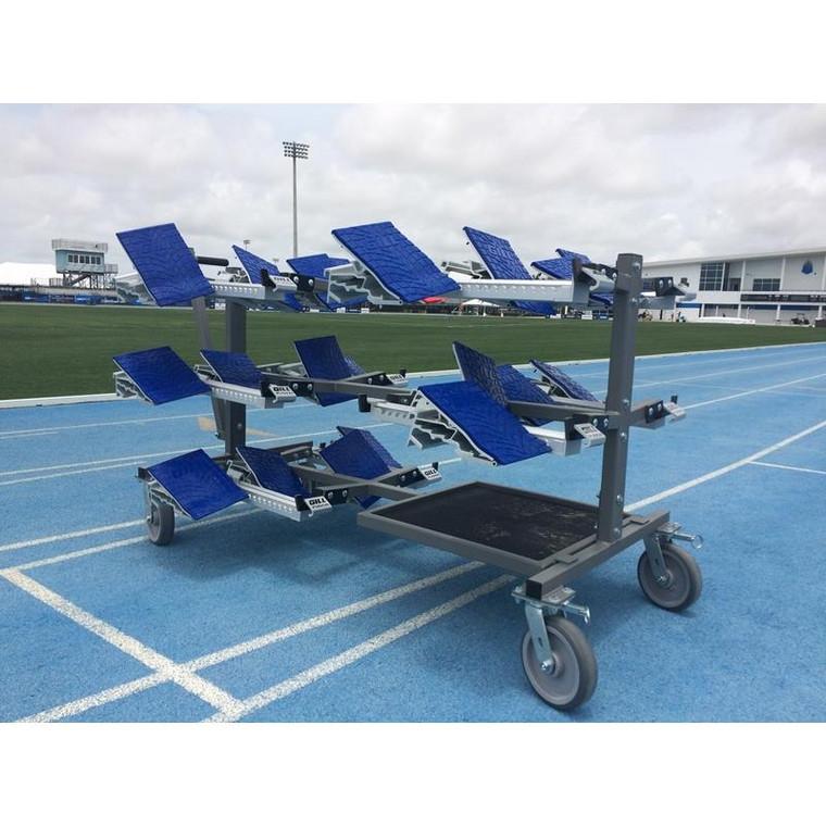 Gill International Starting Block Cart