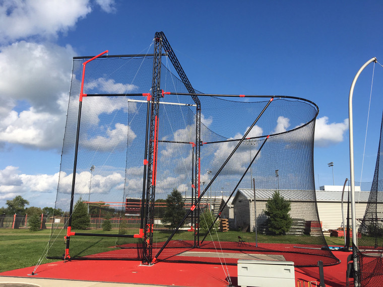 Lance Deal Thunderdome Hammer/Discus Cage
