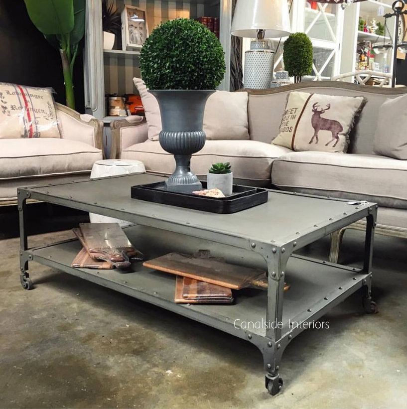 Foundry Industrial Coffee Table