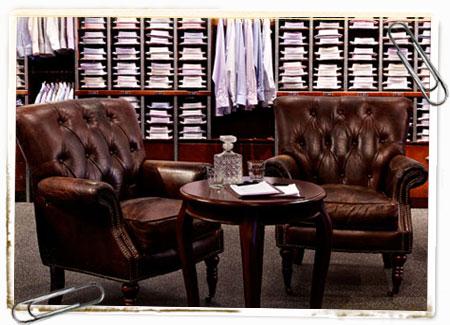 See Canalside Interiors' furniture @ Shirt Bar Image C/- blog.limeandtonic.com