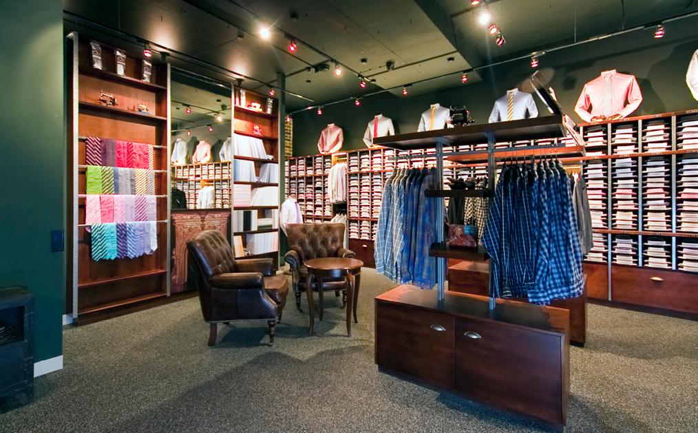 See Canalside Interiors' furniture @ Shirt Bar Image C/- luchettikrelle.com