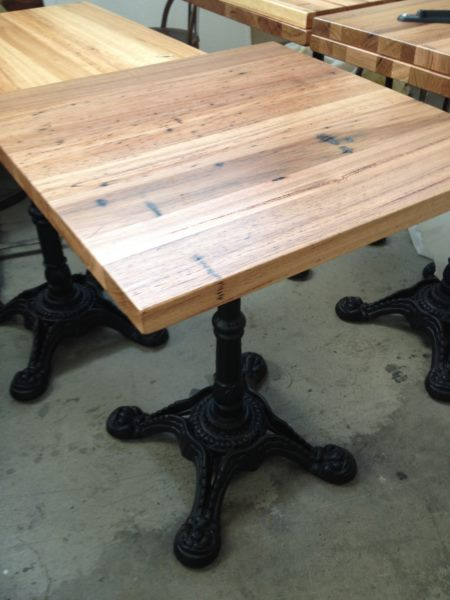 Custom Made Table Tops