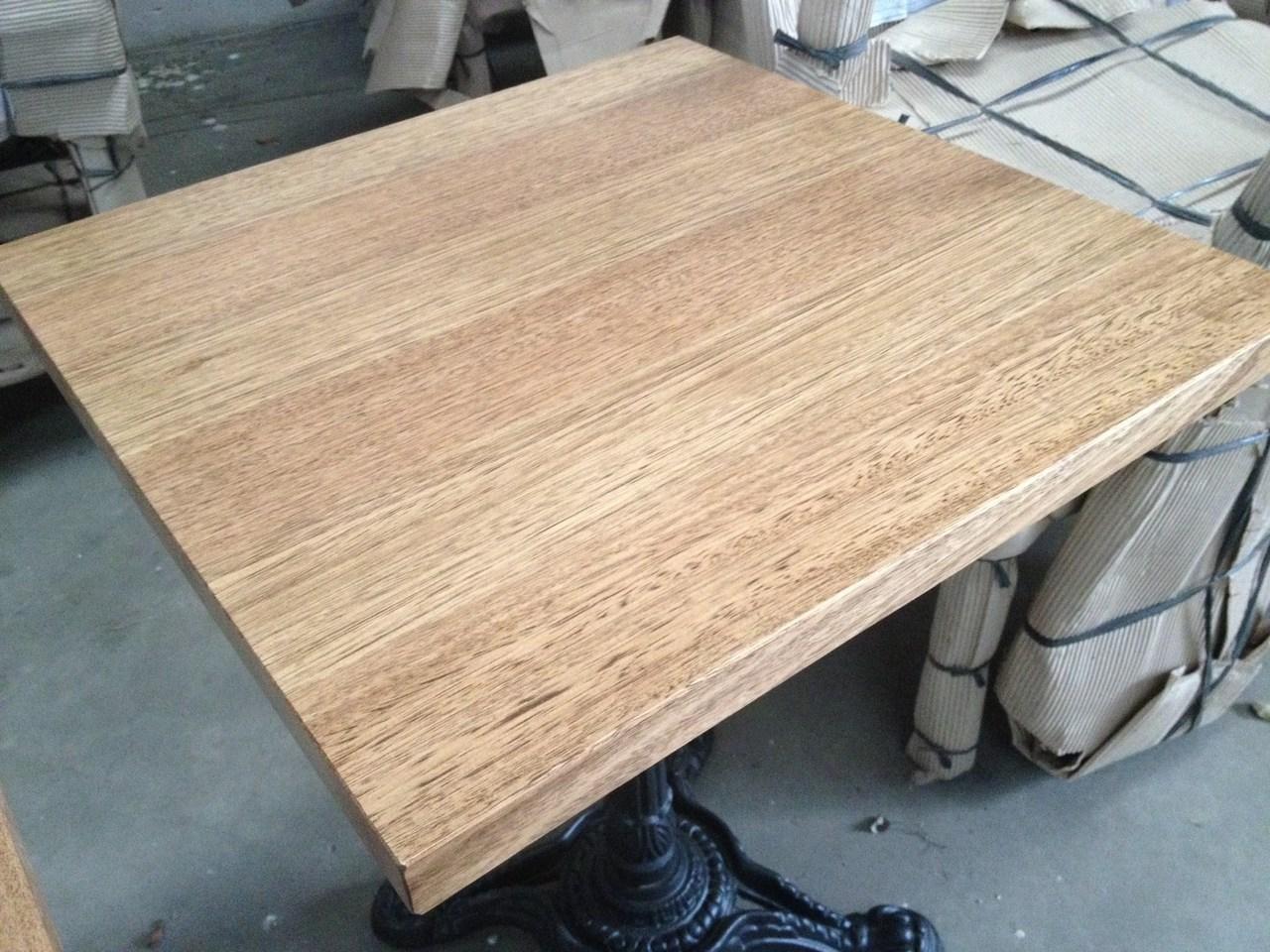 Custom Made Table Tops
