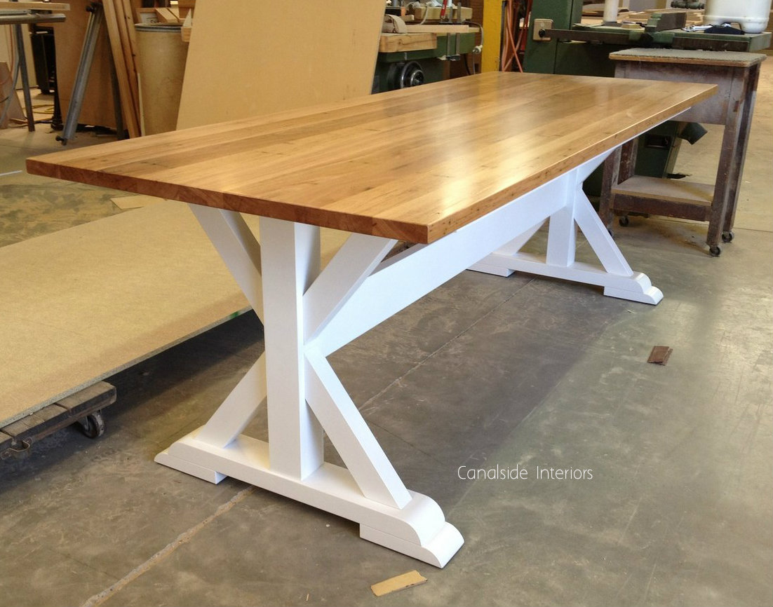 Custom Made Lyon Dining Table