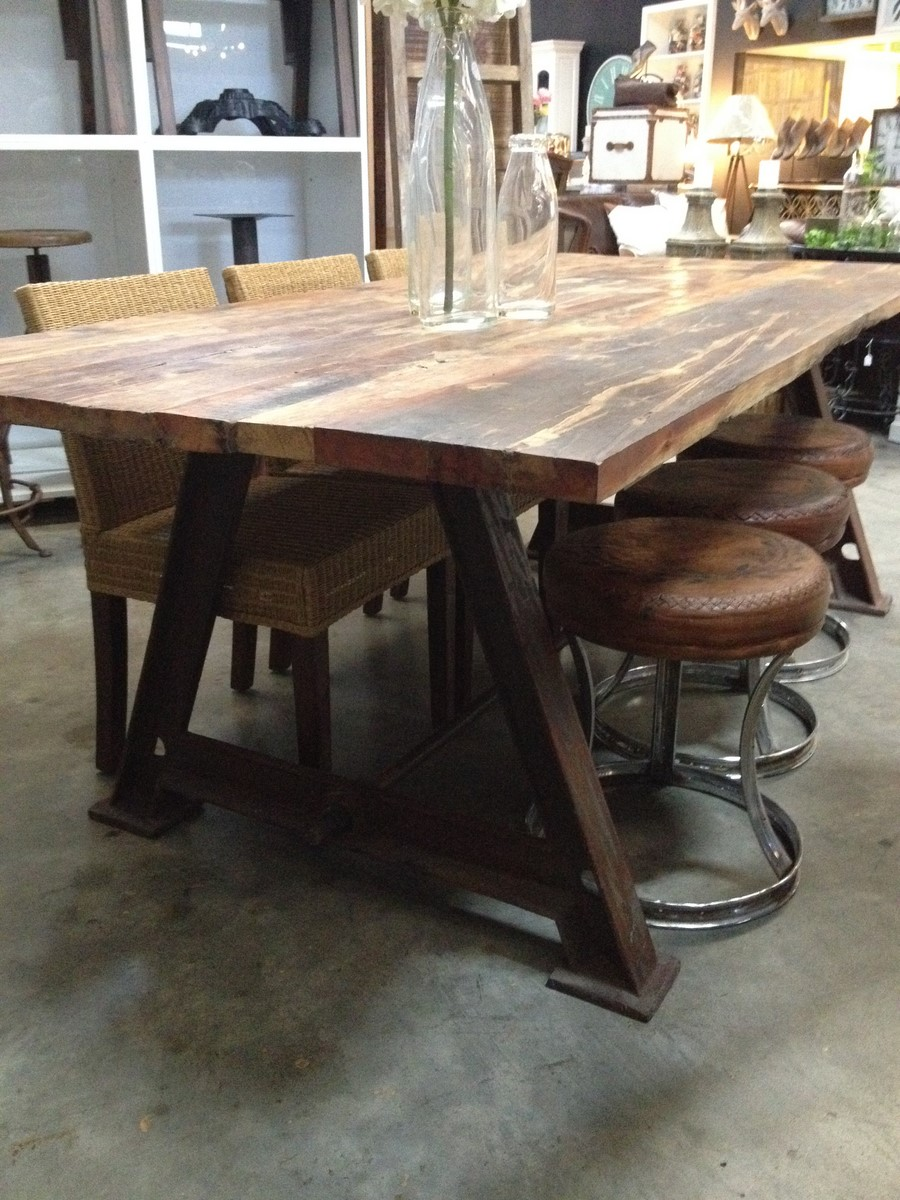 Protractor Industrial Table I - Sold Out - More Coming Soon