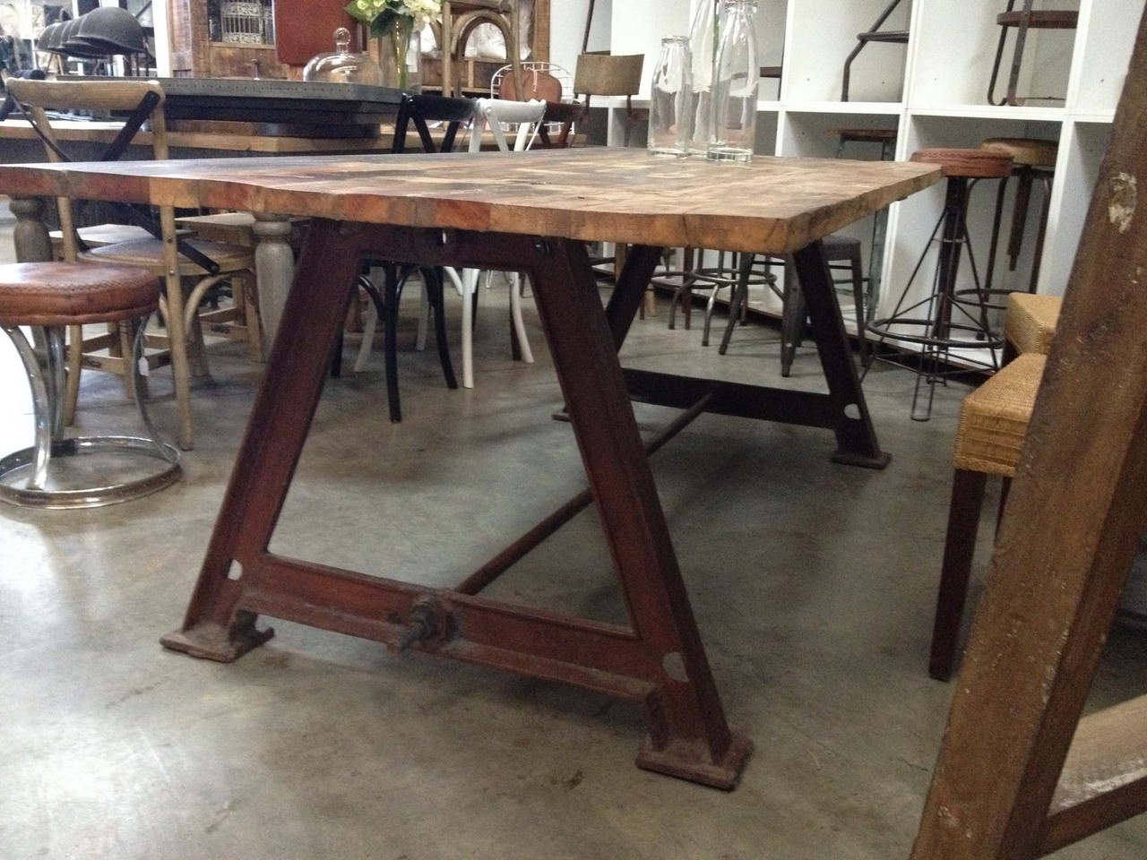 Protractor Industrial Table I