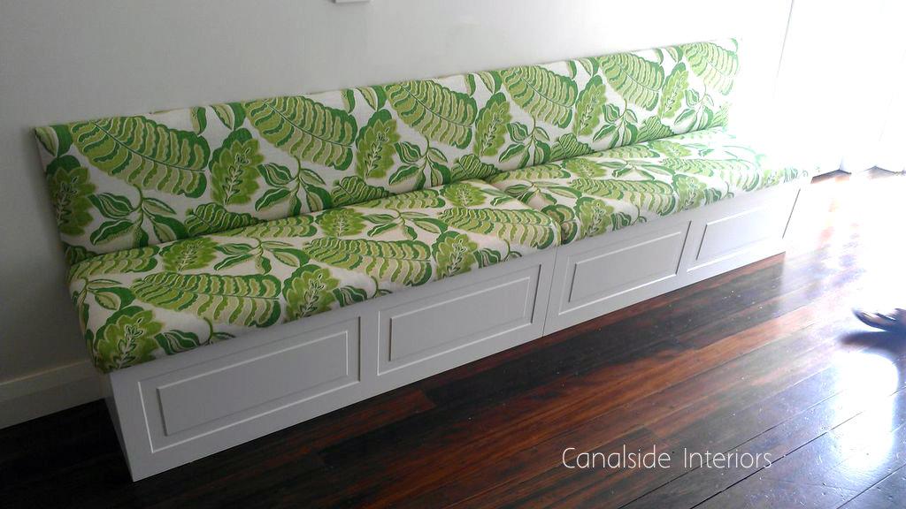 Custom Made Bench Seating