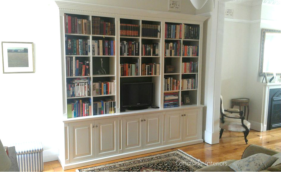 Custom Made Wall Unit - Birchgrove Premises