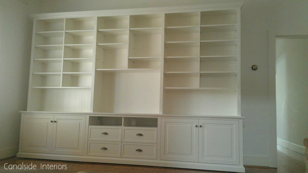 Custom Wall Units - Balmain East Premises