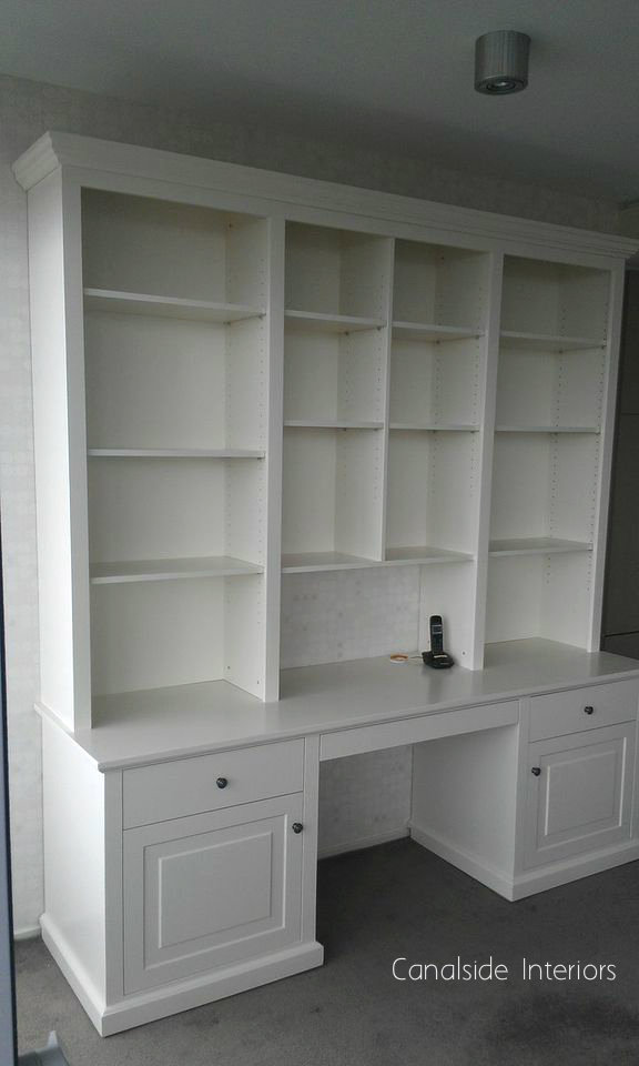 Custom Wall Units - Ultimo Premises
