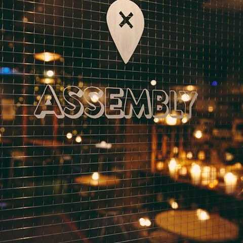 Assembly Bar Kent St Sydney MEDIA
