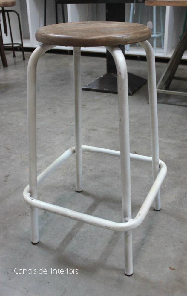 Axis Industrial Bar Stool