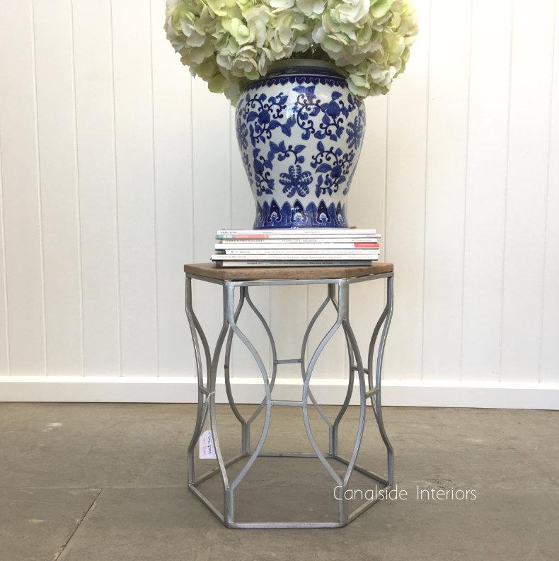 Braxton Side Table / Stool