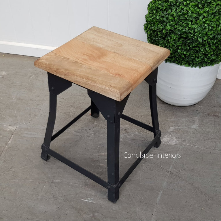 Brooklyn Industrial Stool II