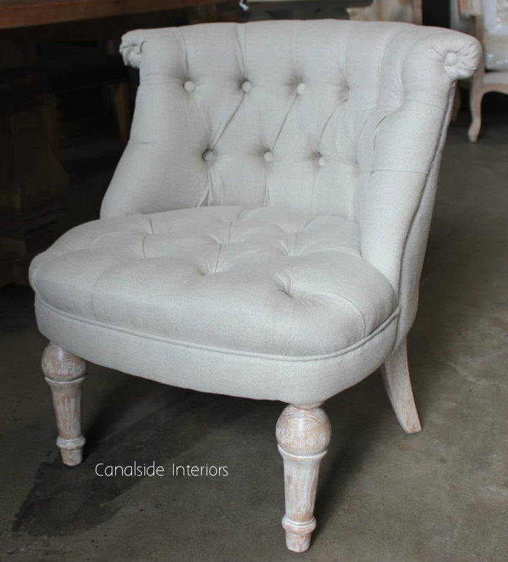 Carice Upholstered Chair - Sold Out