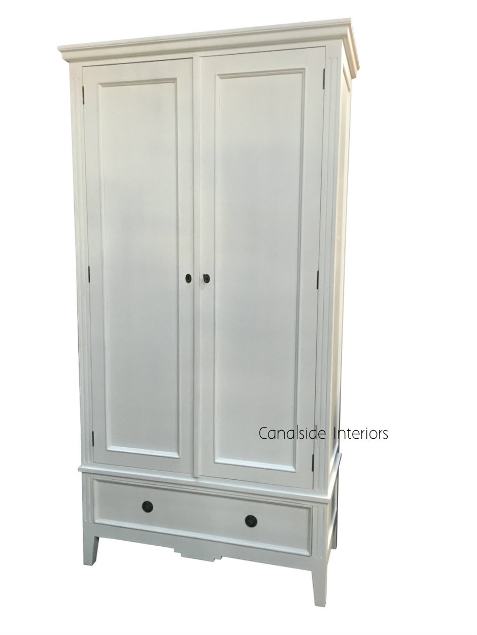 Peninsula Wardrobe Armoire