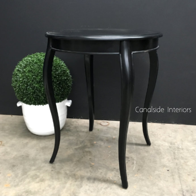 Antoinette Round Side Table