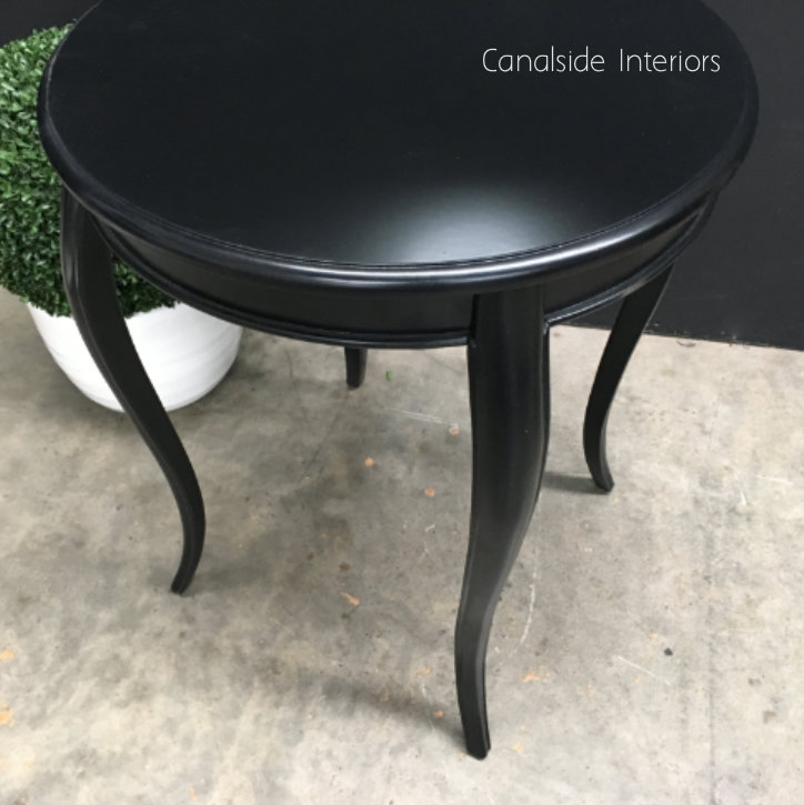 Antoinette Round Side Table