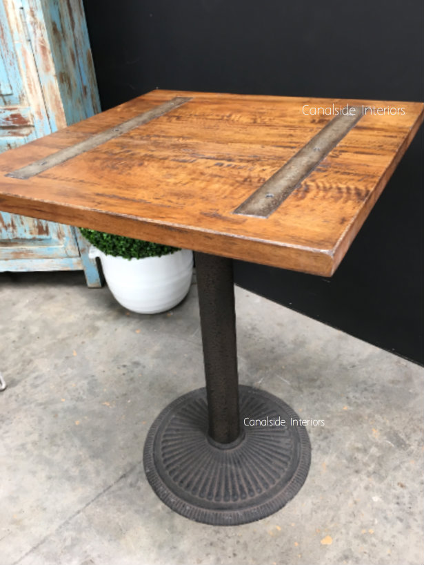 Cafe Table Tops Railway Inlay CAFE FURNITURE, CAFE FURNITURE Table Tops & Tables