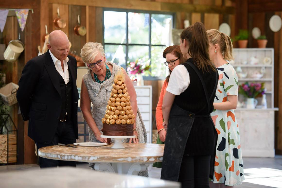 The Great Australian Bake Off MEDIA