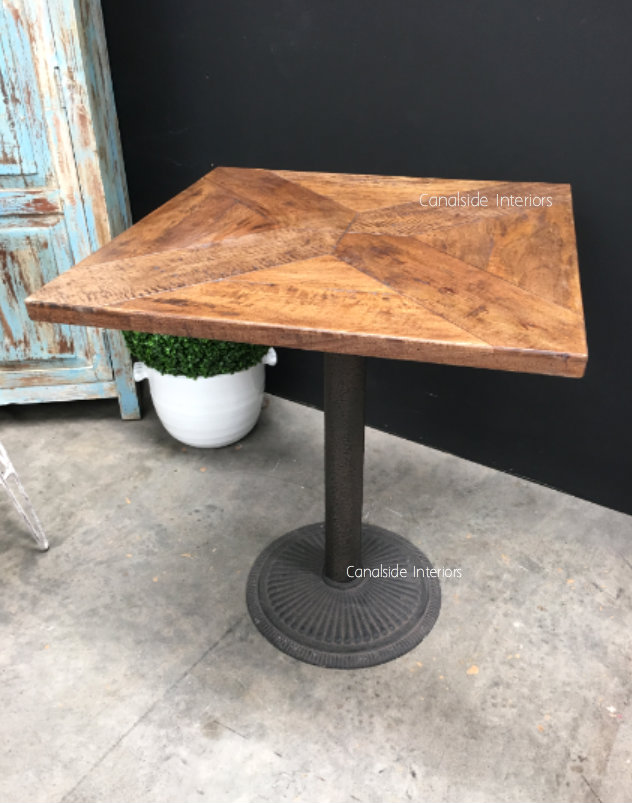 Cafe Table Tops 'X Marks the Spot' CAFE FURNITURE, CAFE FURNITURE Table Tops & Tables