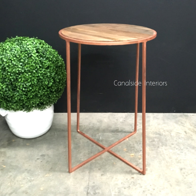 Calypso Tall Lamp Table