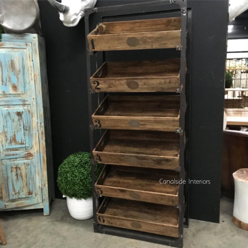 Orchard Rustic Storage Unit