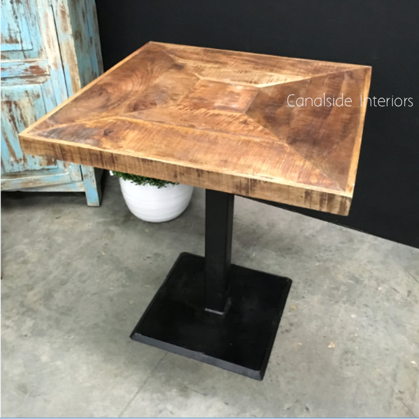 Emerson Rustic Cafe Table Top Base CAFE FURNITURE, CAFE FURNITURE Table Tops & Tables