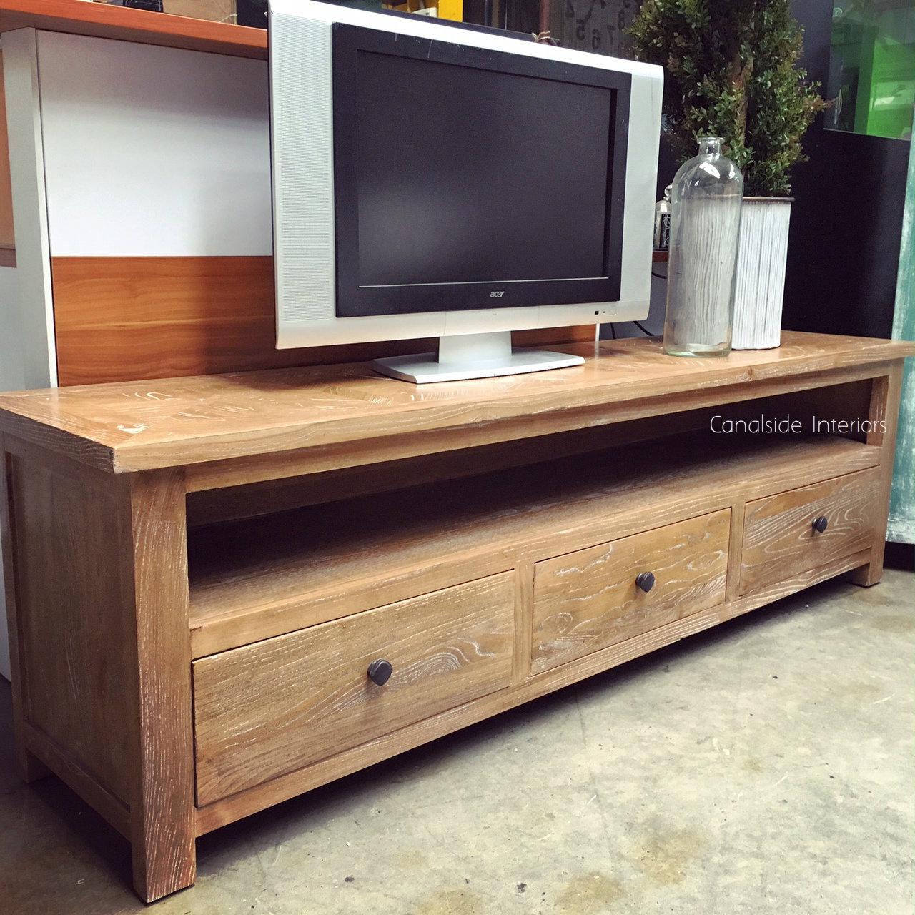 Artisan Parquetry TV Unit