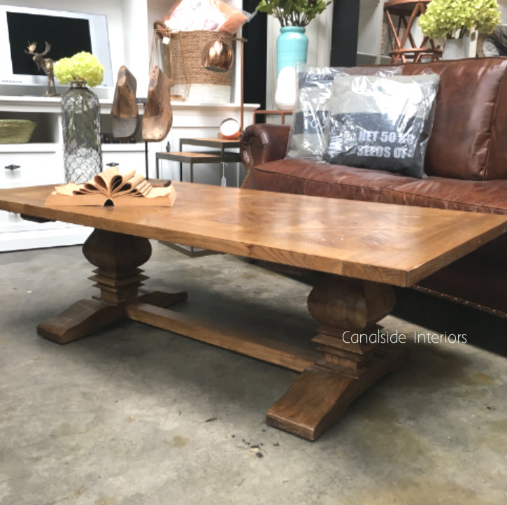 Artisan Parquetry Coffee Table