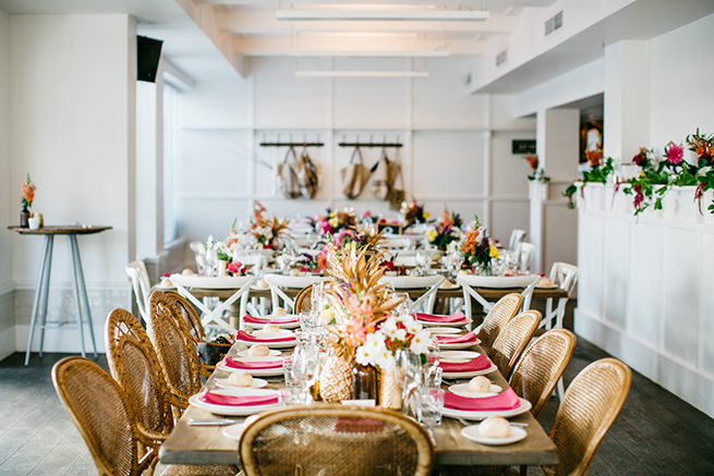 Canalside Interiors' furniture features at the Watsons Bay Boutique Hotel Image C/- www.onefinedayweddingfair.com.au