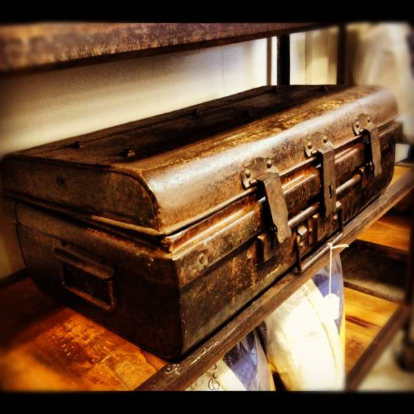 Industrial Trunks / Suitcases