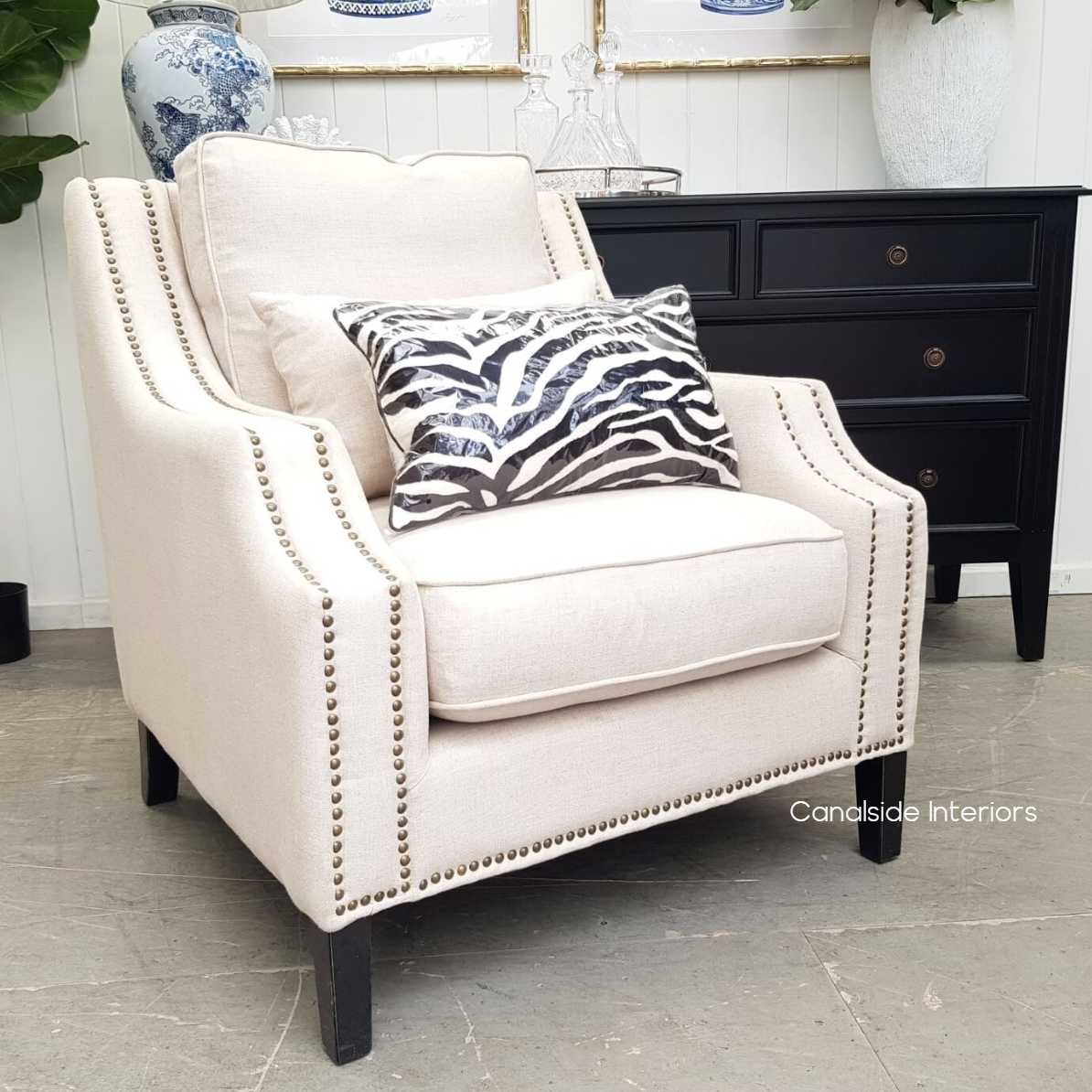 Atwood Armchair  CHAIRS, HAMPTONS Style, PLANTATION Style, CHAIRS Lounge, LIVING Room, LIVING Chairs