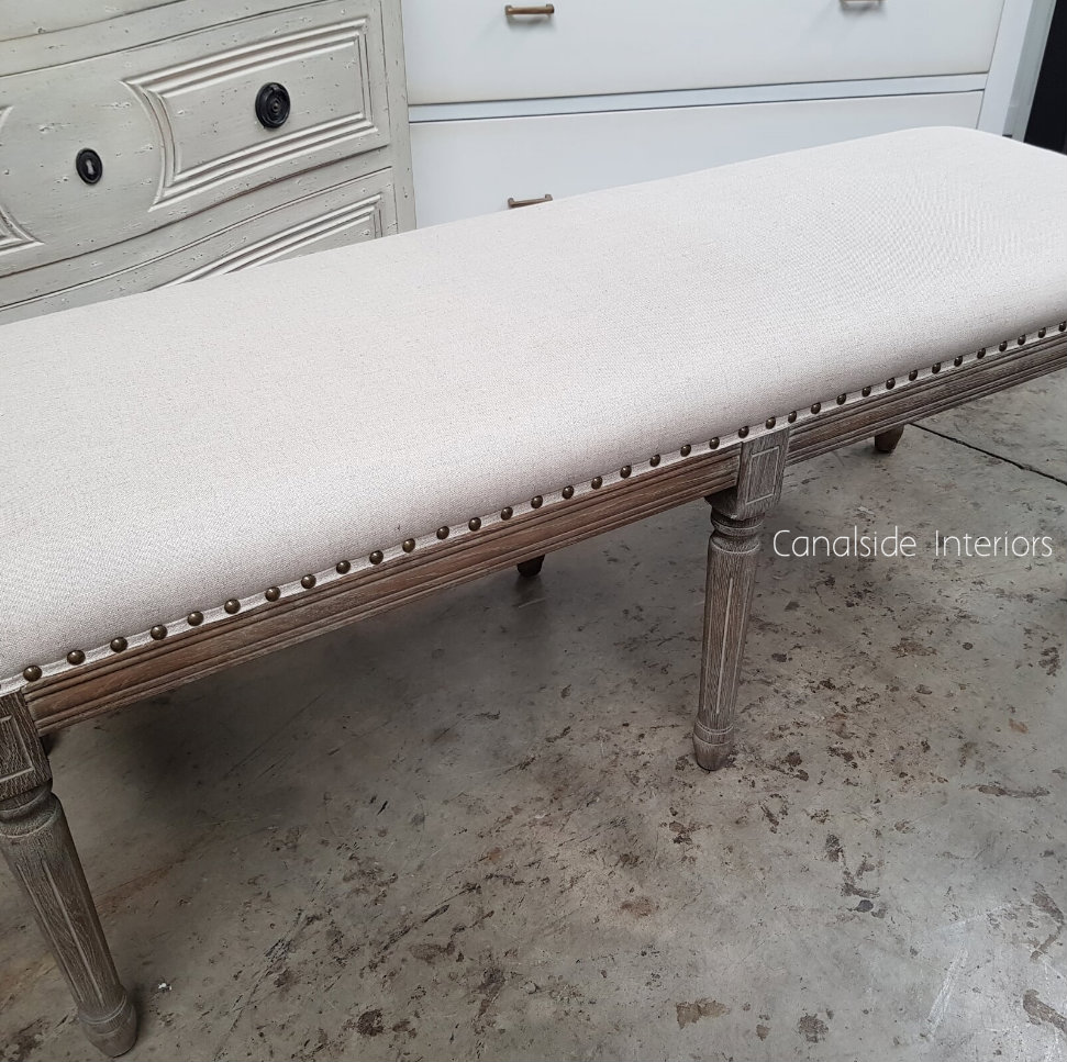 Caylee Bed Ottoman
