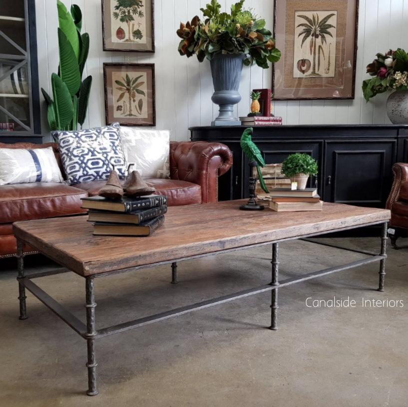 Hayden Street Rectangular Coffee Table