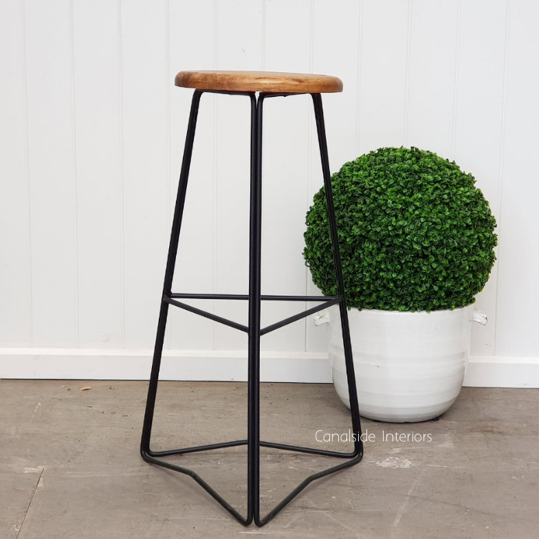 Pippa Bar Stool  INDUSTRIAL RUSTIC Style, CHAIRS, CAFE FURNITURE, CHAIRS Stools, CAFE FURNITURE Stools & Chairs